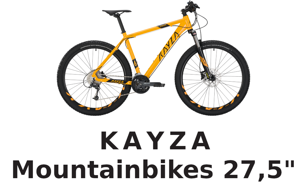 KAYZA_Mountainbikes_27,5""